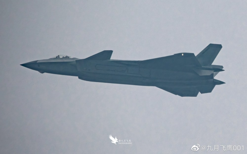 Chengdu J-20 Stealth Fighter - Page 9 46733910