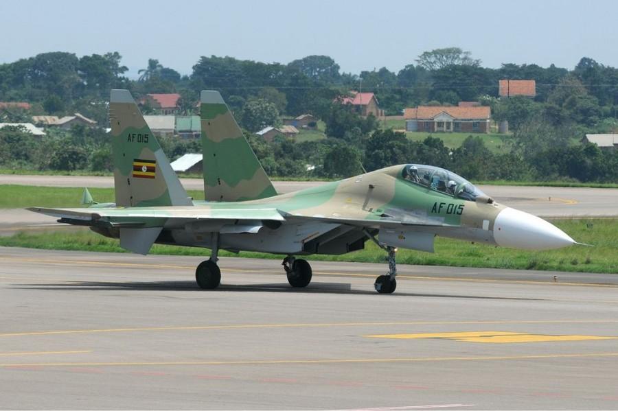 Uganda People's Defence Force 46971910