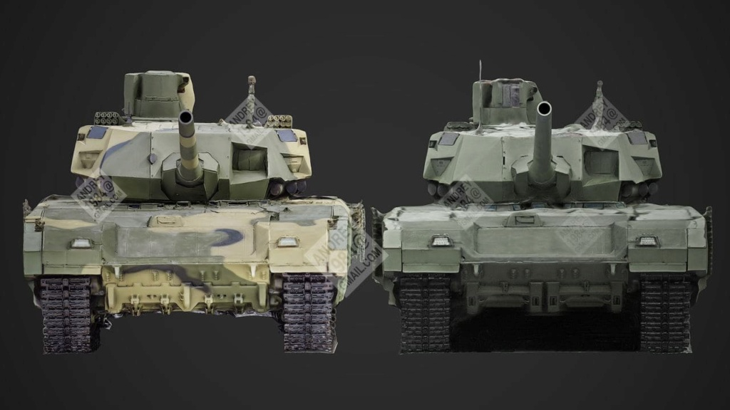 [Official] Armata Discussion thread #5 - Page 30 48252510