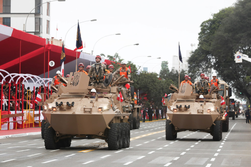 Peruvian Armed Forces  48407110