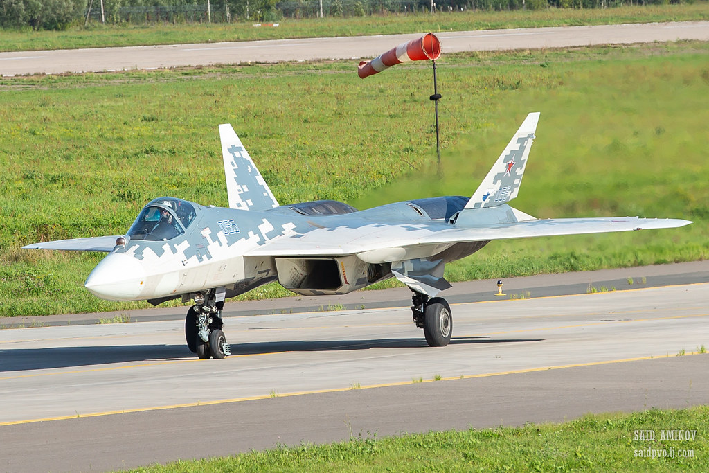 MAKS-2019 Aviation Show: News & Discussion 48618611