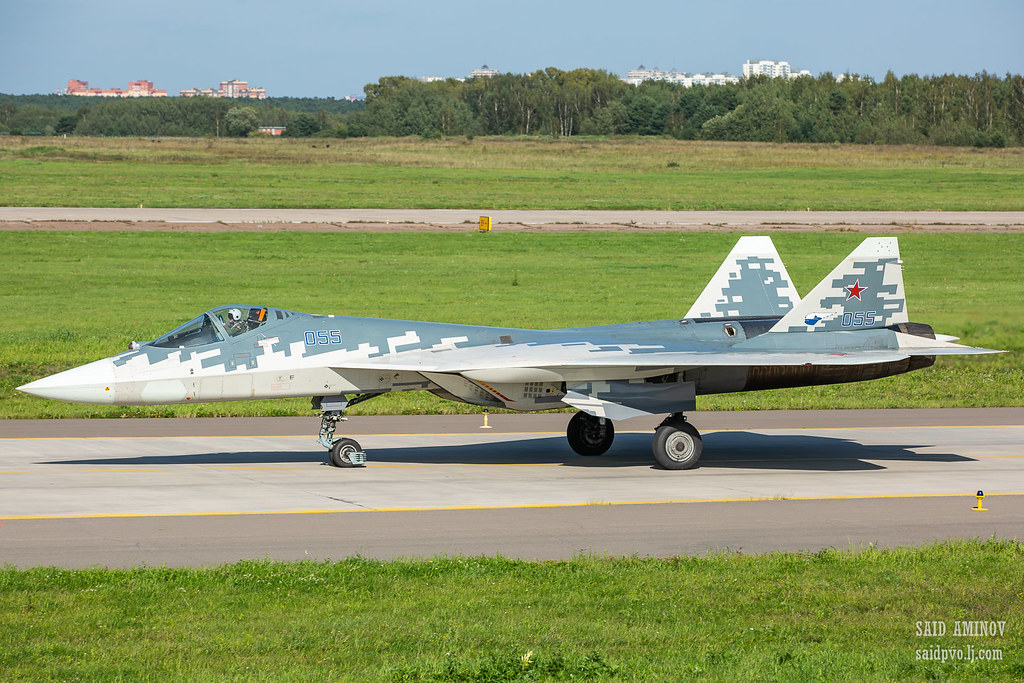 MAKS-2019 Aviation Show: News & Discussion 48619110