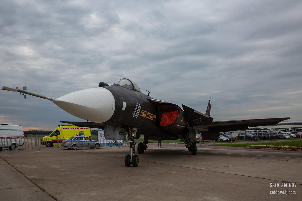 Su-47 Berkut and MiG 1.44  - Page 2 48744710