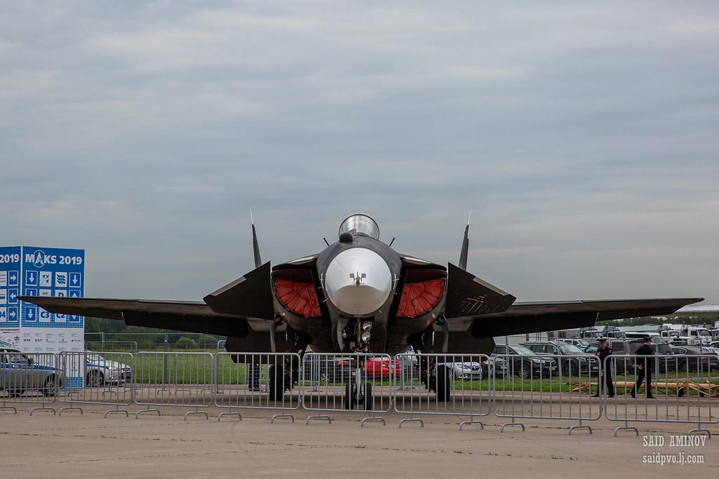 Su-47 Berkut and MiG 1.44  - Page 2 48744910
