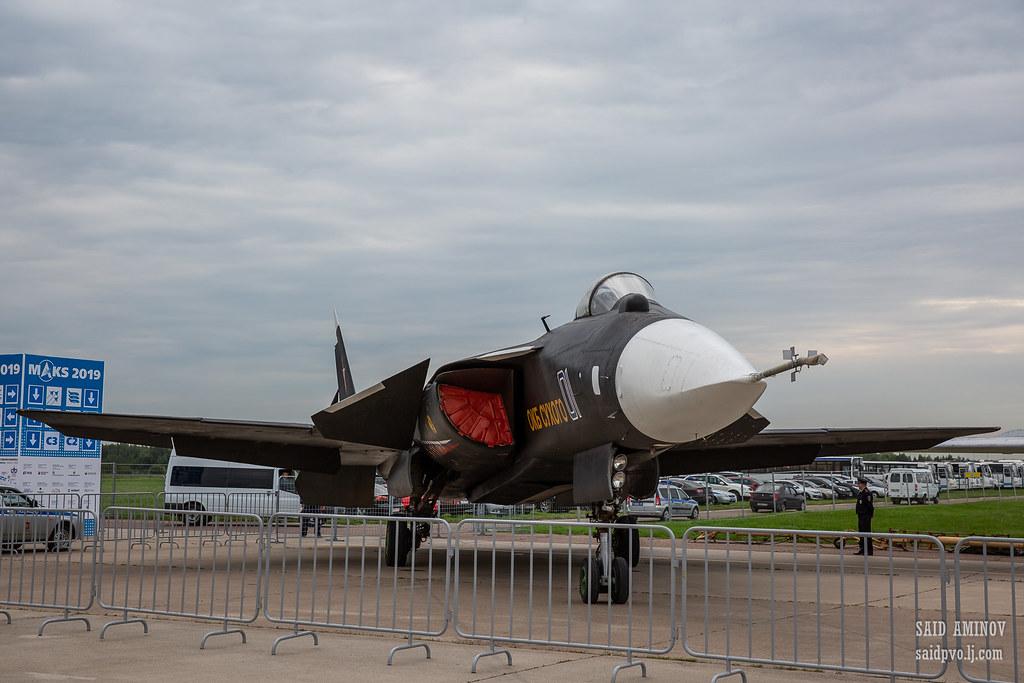 Su-47 Berkut and MiG 1.44  - Page 2 48744912