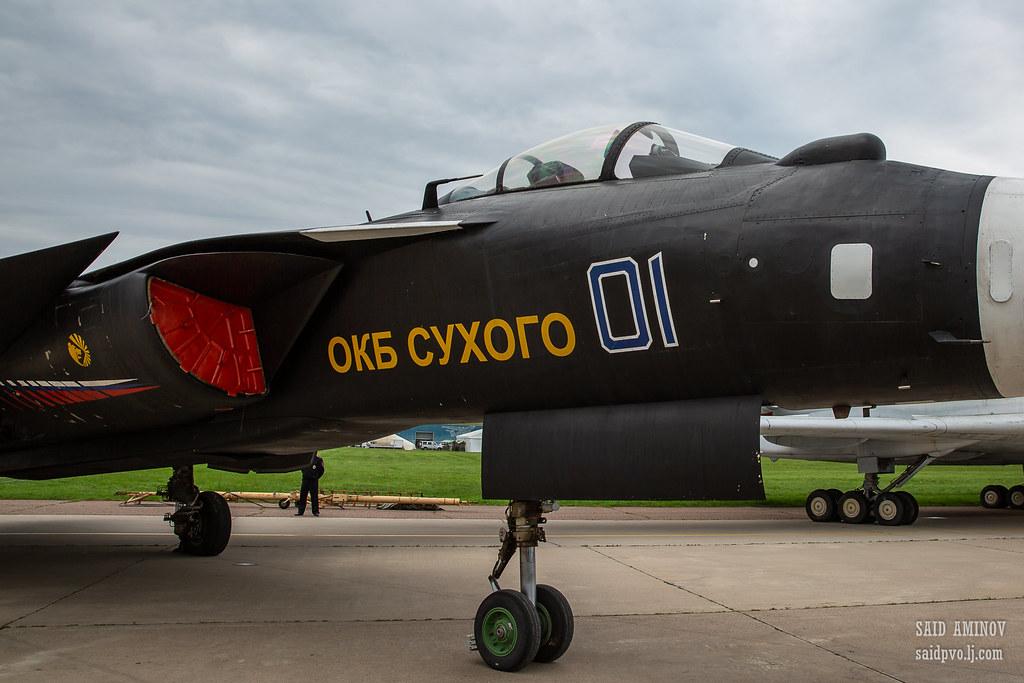 Su-47 Berkut and MiG 1.44  - Page 2 48744913