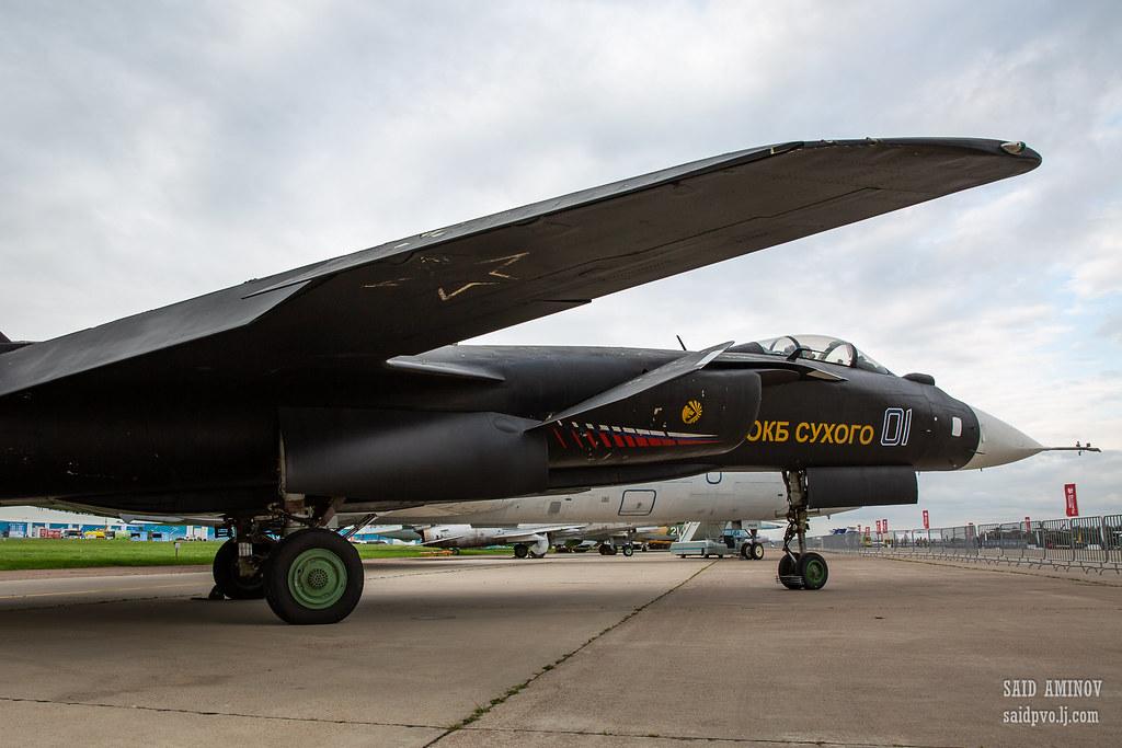 Su-47 Berkut and MiG 1.44  - Page 2 48744915