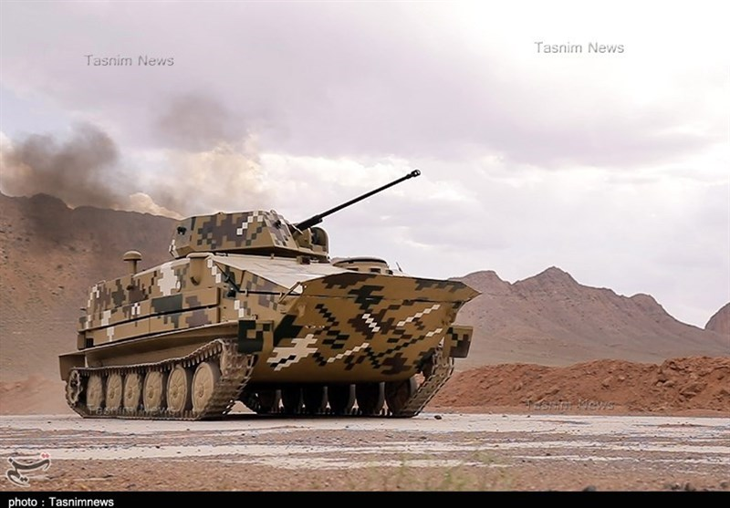 Iranian Ground Forces | News and Equipment - Page 5 524