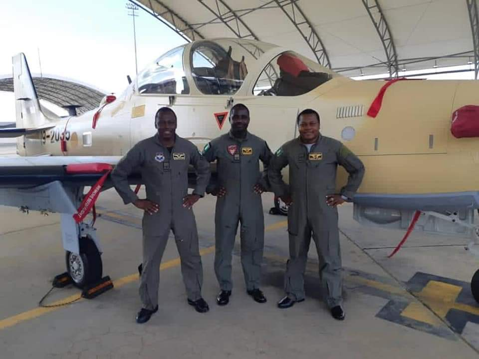 Nigerian Armed Forces 534
