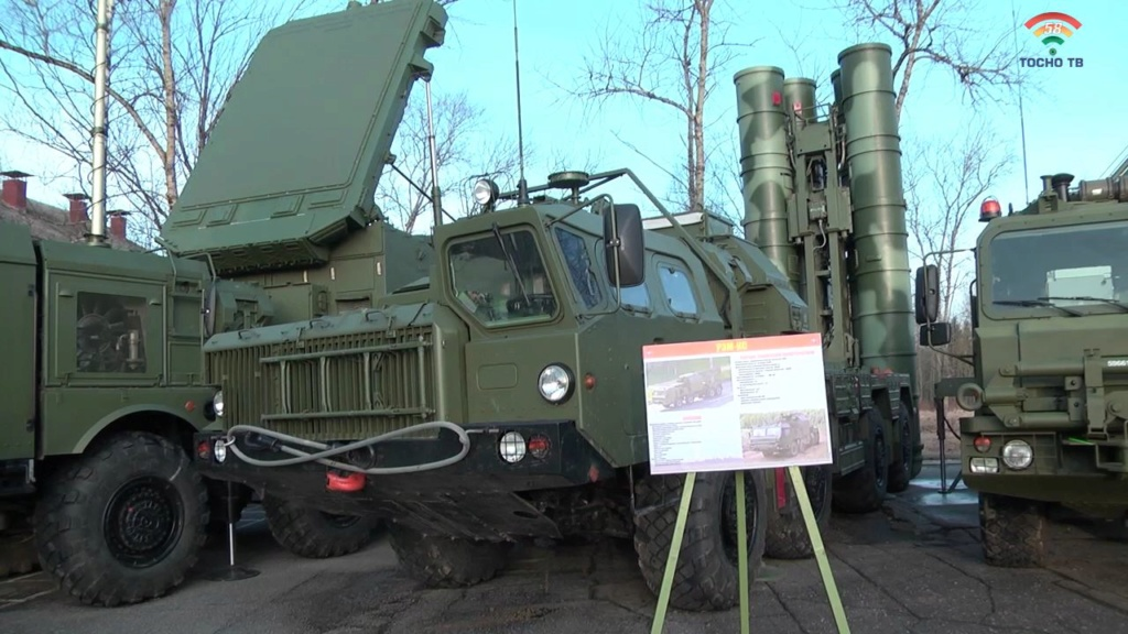 S-300/400/500 News [Russian Strategic Air Defense] #3 - Page 25 618