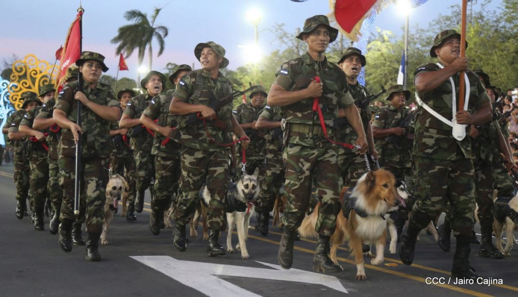 Nicaraguan Armed Forces 69497110