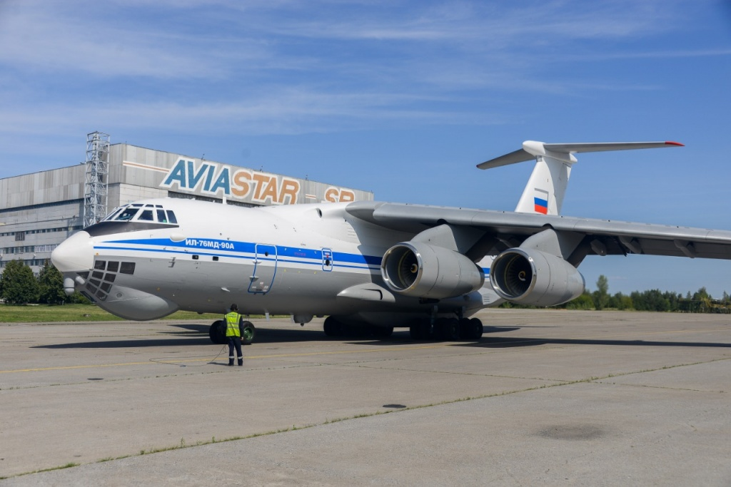 Il-76/476 Military Transports - Page 8 71916110