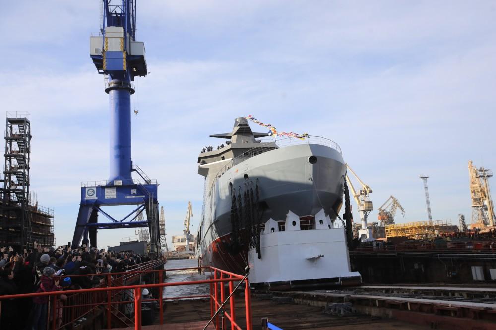 Project 23550 Arctic patrol ship - Page 2 74267310