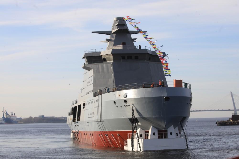 Project 23550 Arctic patrol ship - Page 2 74269410