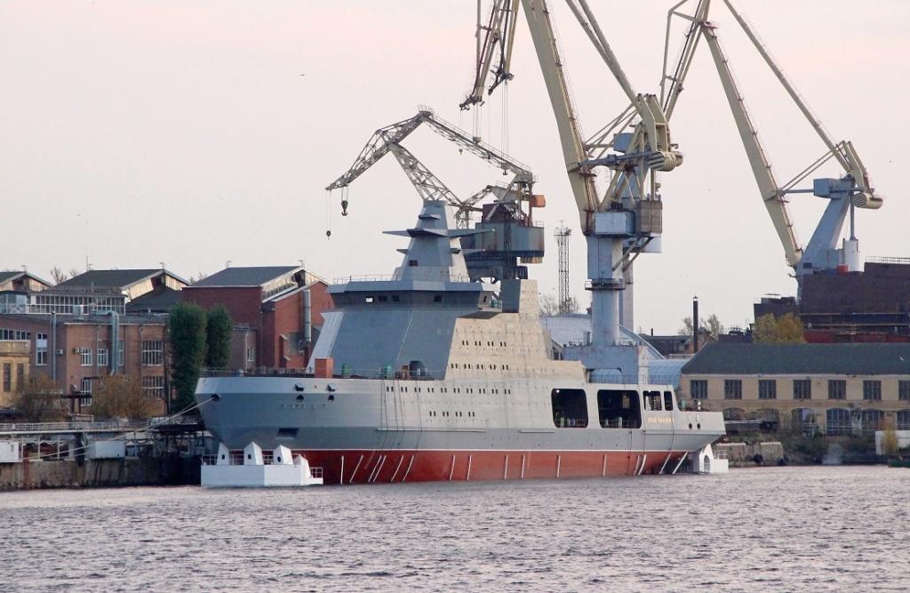 Project 23550 Arctic patrol ship - Page 2 74276310