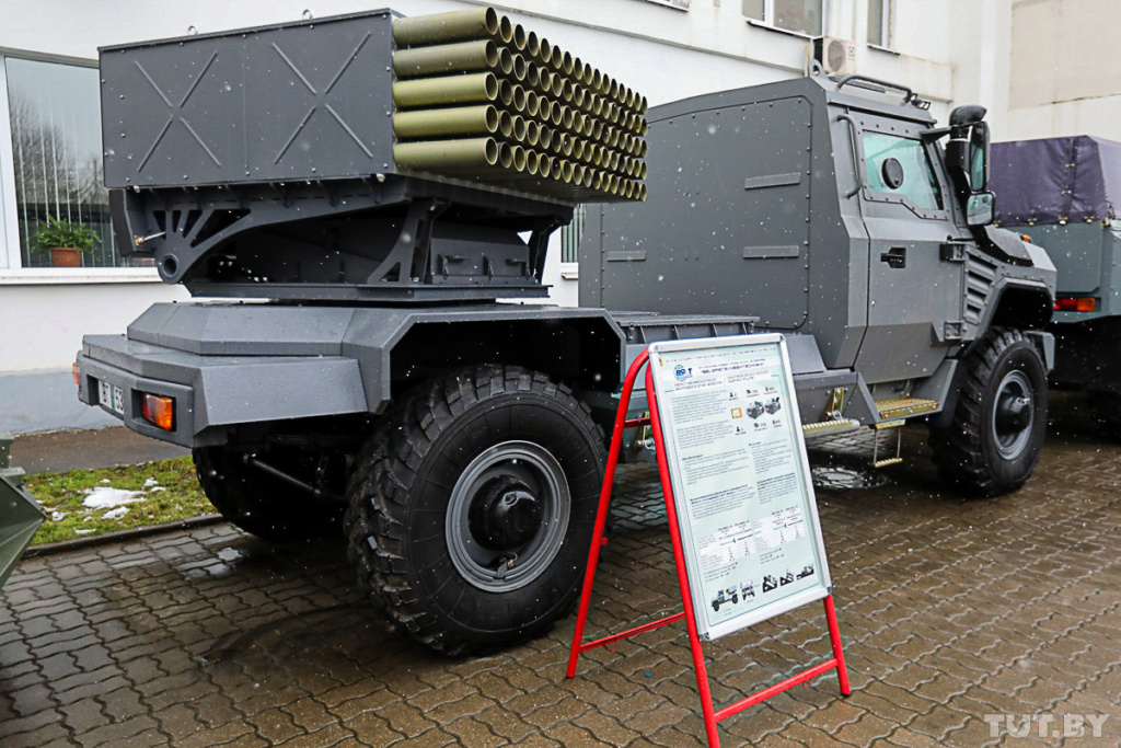 Belarus Defence Industry - Page 3 77630510