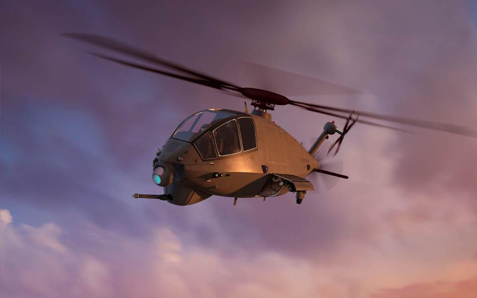 Future Attack Reconnaissance Aircraft (FARA) program 78407010