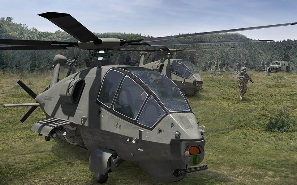 Future Attack Reconnaissance Aircraft (FARA) program 78414410