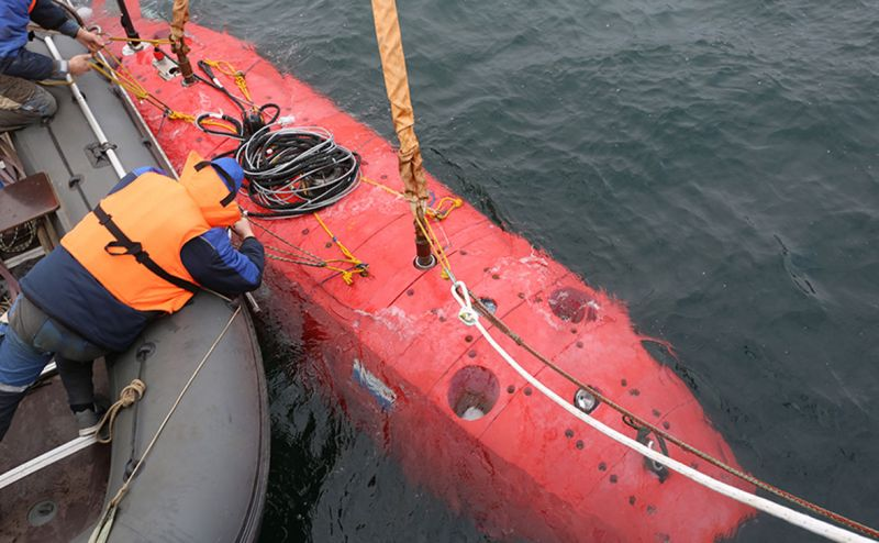 Underwater Drones of the Russian Navy - Page 3 80260110
