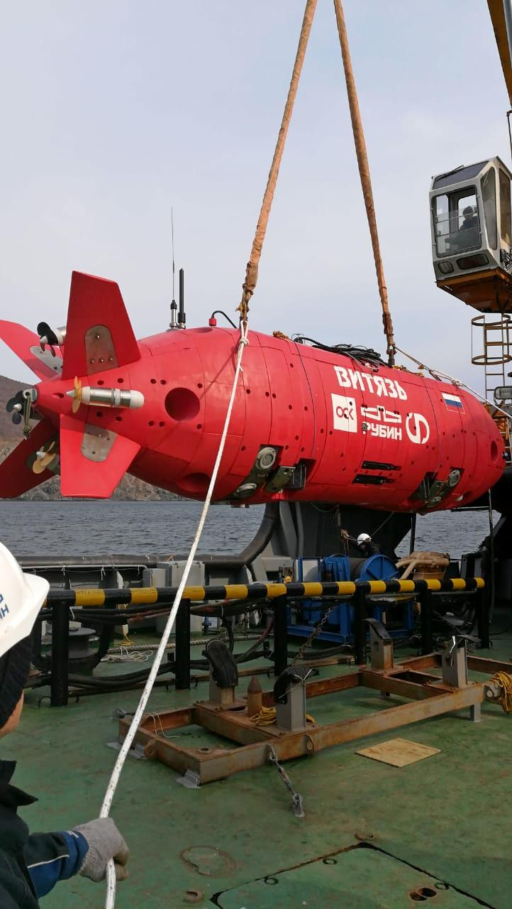 Underwater Drones of the Russian Navy - Page 3 80267910