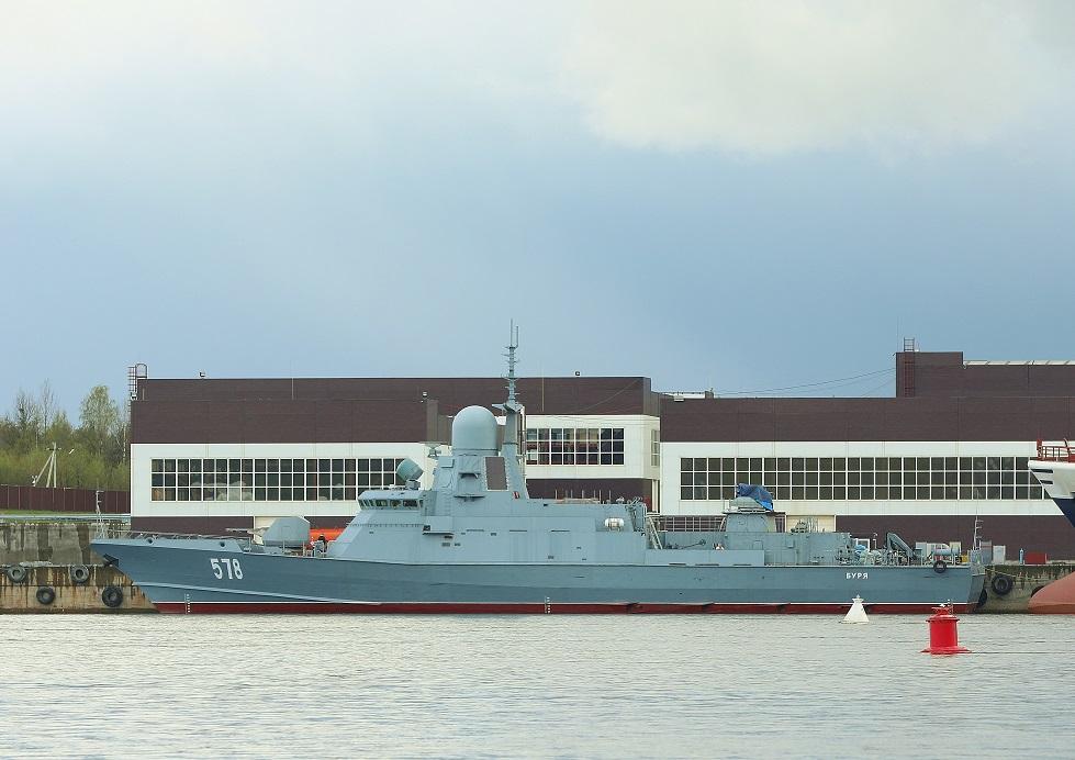"Project 22800: ""Karakurt"" class missile ship - Page 34 80400910"
