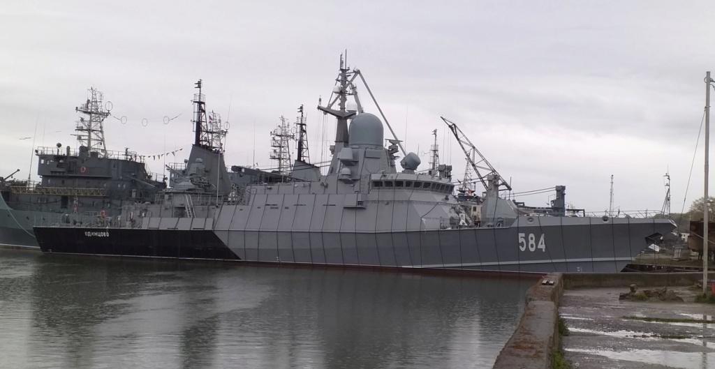 "Project 22800: ""Karakurt"" class missile ship - Page 34 80524010"