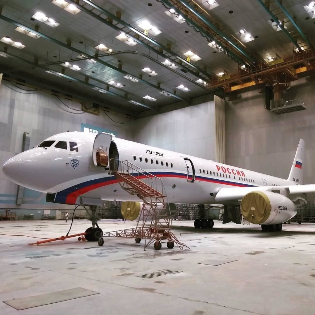 Russian presidential/government aircraft - Page 3 81836310