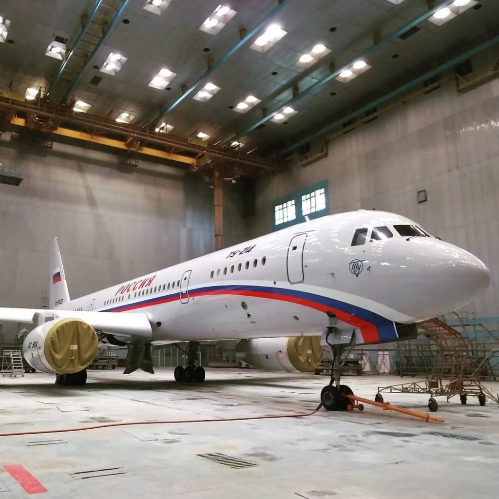 Russian presidential/government aircraft - Page 3 81838810