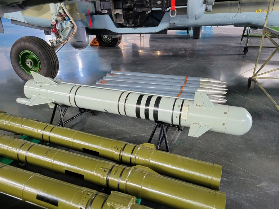 Russian Helicopter ATGMs - Page 7 819