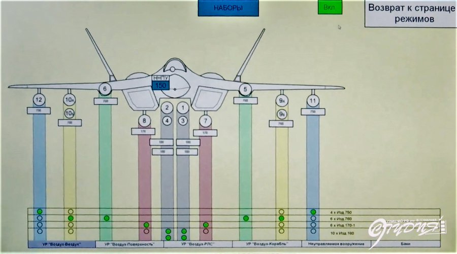 Su-57 Stealth Fighter: News #6 - Page 18 84306910