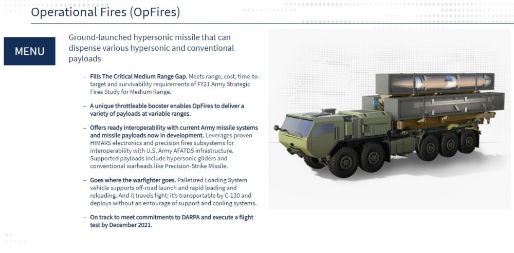 US (& Allies) Hypersonic developments and missiles - Page 2 84596610