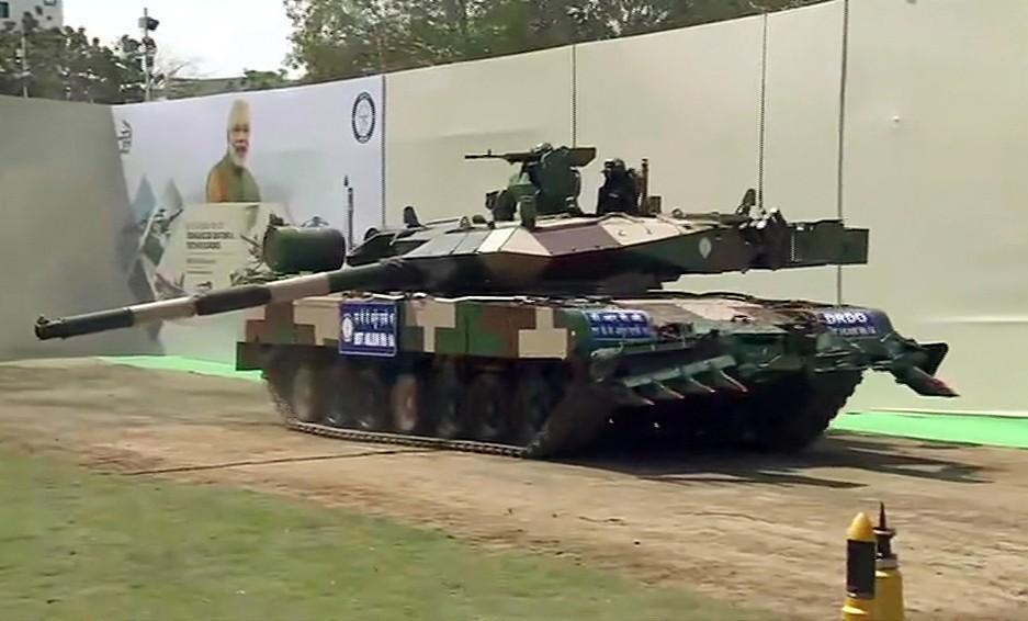 Arjun Tank News Thread - Page 6 87544410
