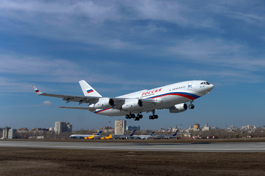 Russian presidential/government aircraft - Page 3 88514310