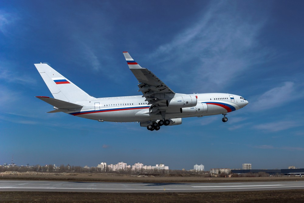 Russian presidential/government aircraft - Page 3 88516110