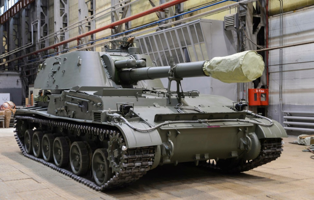 Russian Gun Artillery: Discussion Thread - Page 15 89123210