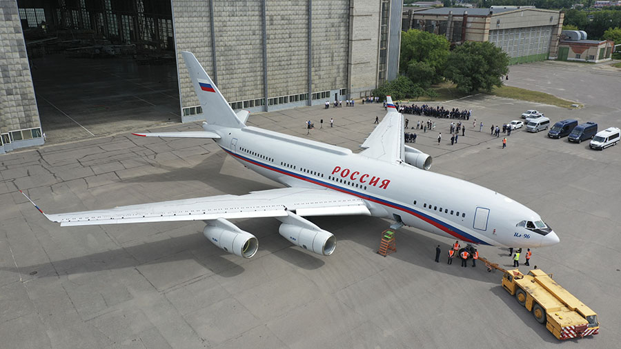 Russian presidential/government aircraft - Page 3 90084110