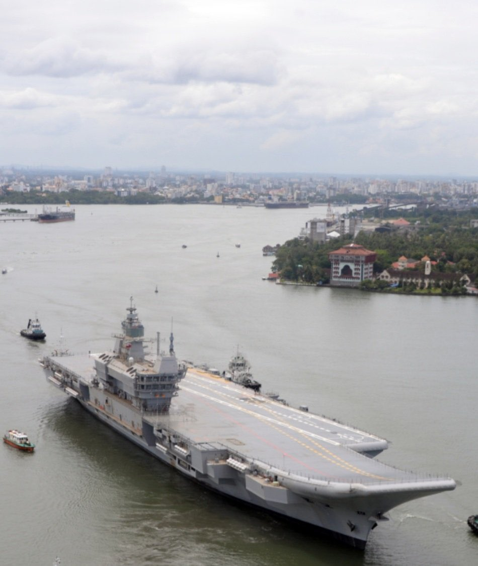 INS Vikrant-Future Indian aircraft carriers - Page 3 90831510