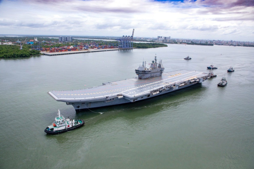 INS Vikrant-Future Indian aircraft carriers - Page 3 90851910