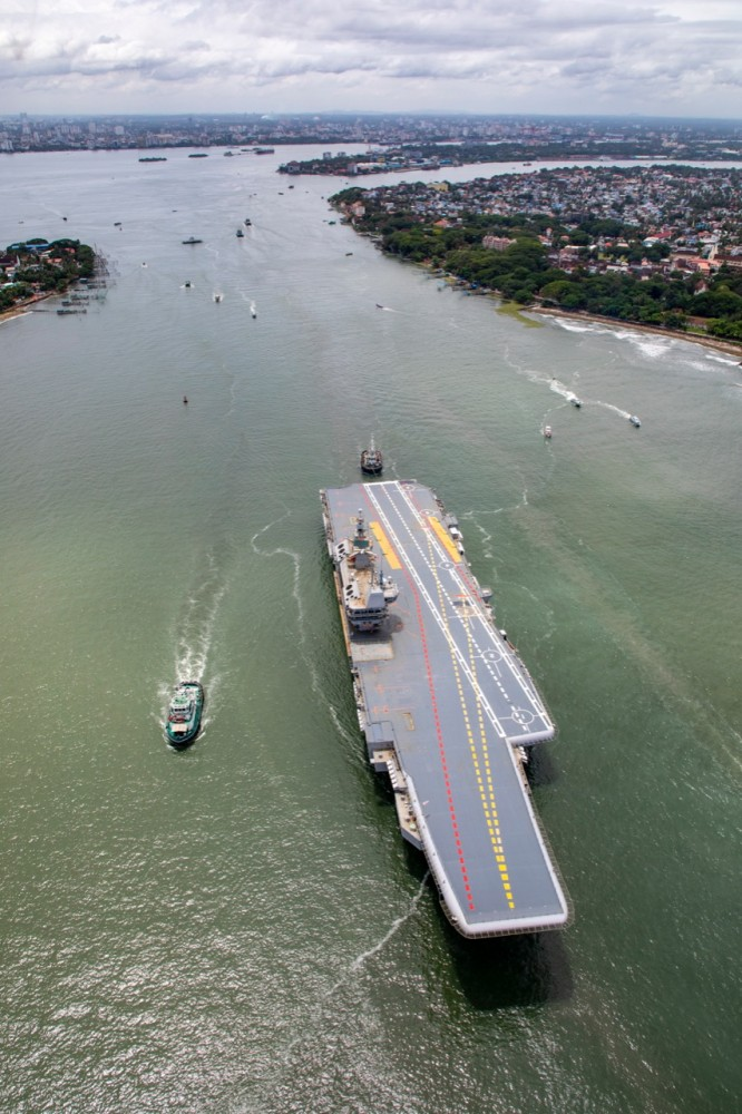 INS Vikrant-Future Indian aircraft carriers - Page 3 90860610