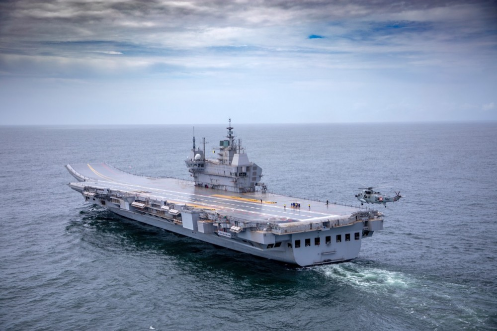 INS Vikrant-Future Indian aircraft carriers - Page 3 90870910