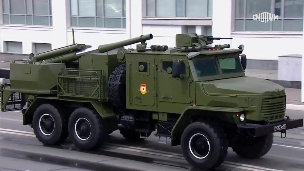 Russian Gun Artillery: Discussion Thread - Page 15 A19