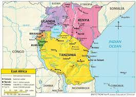 East African Federation. Is it viable? Aya10