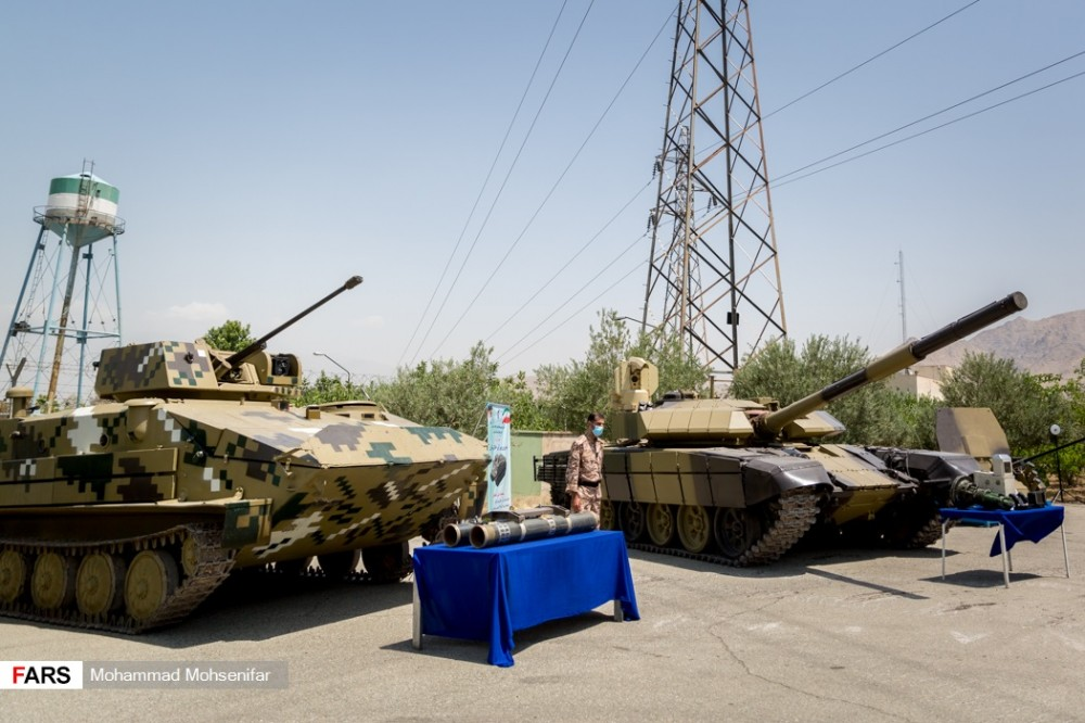 Iranian Ground Forces | News and Equipment - Page 5 B14