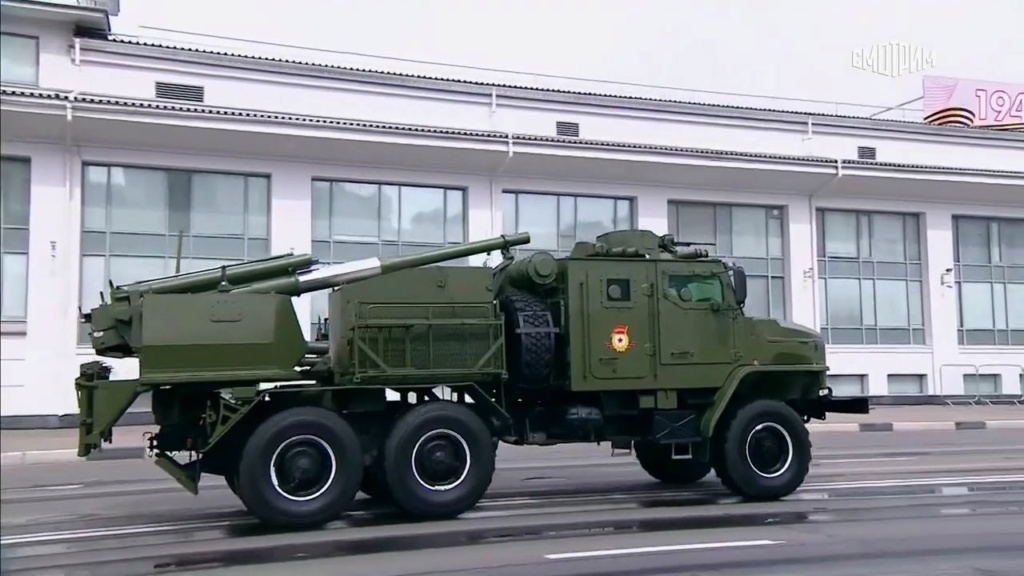 Russian Gun Artillery: Discussion Thread - Page 15 B19