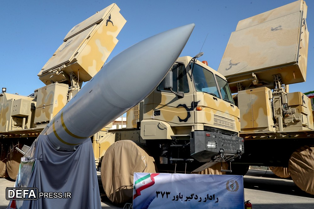 Iran Air Defense Systems - Page 11 Bavar-16
