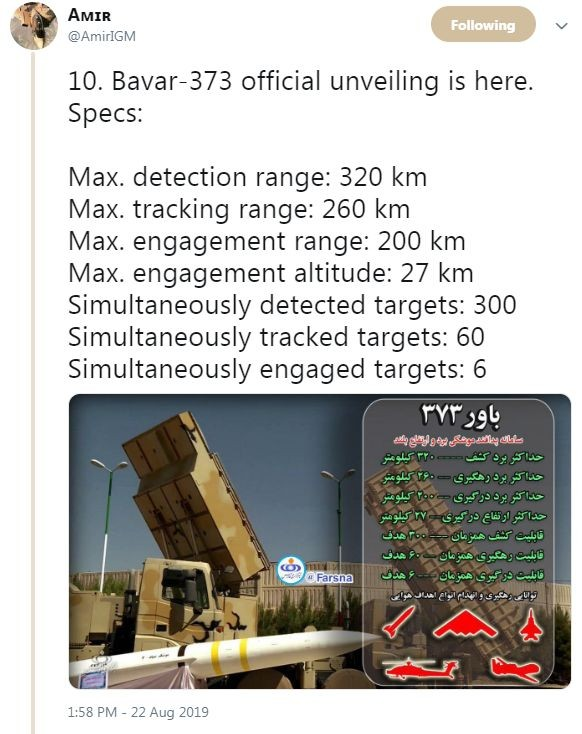 Iran Air Defense Systems - Page 11 Bavar10