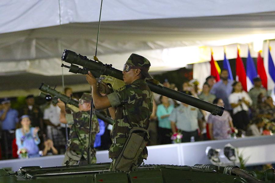 Nicaraguan Armed Forces Bickop11