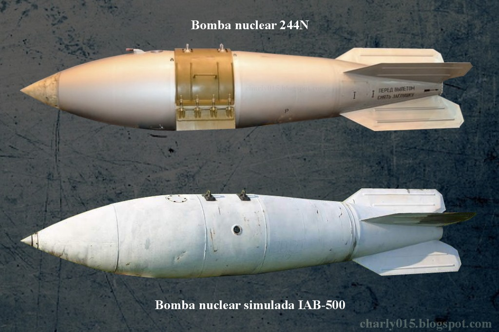 Tactical Nuclear Weapons Bomba_11