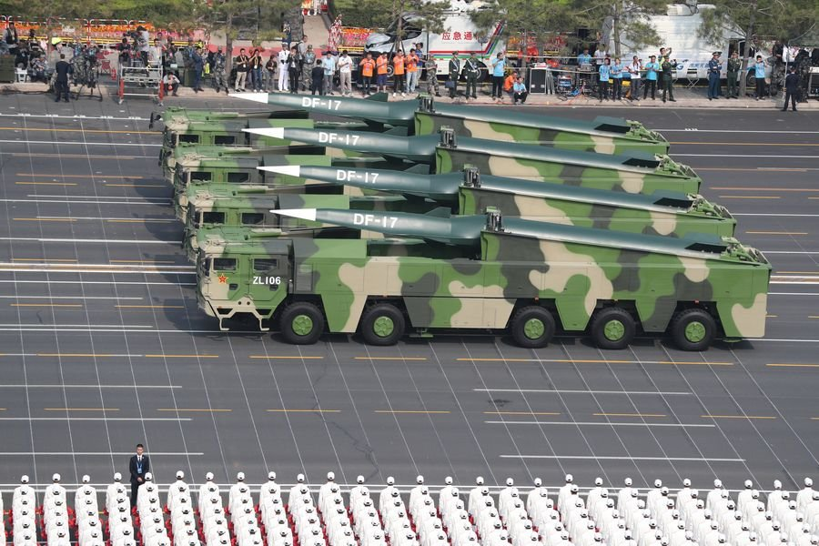 PLA Rocket Force Thread - Page 3 Df-17_11