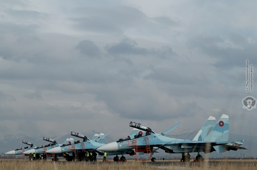 Russia arms exports to Armenia  Dfgqq510